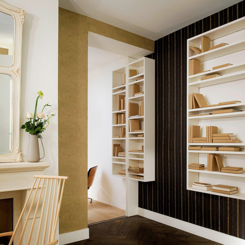 daniel hechter vliestapete stein muster gold kaufen bei obi. Black Bedroom Furniture Sets. Home Design Ideas