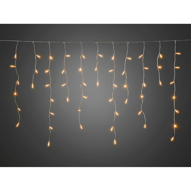 konstsmide led eisregen lichtervorhang 200 lichter. Black Bedroom Furniture Sets. Home Design Ideas
