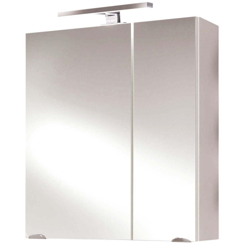 Posseik Spiegelschrank 60 Cm Marano Weiss Eek A Kaufen Bei Obi