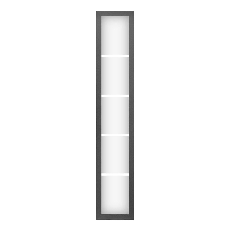 Seitenteil für Thermospace Haustür 30 cm x 210 cm