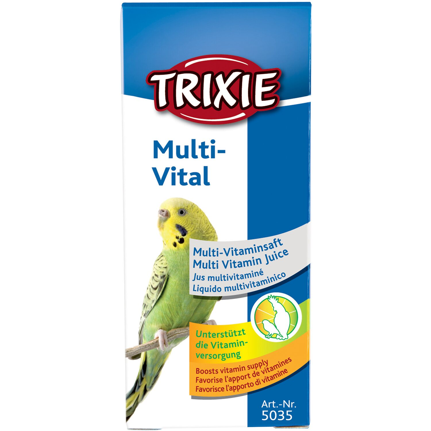 Trixie Multi-Vital Vögel 50 ml