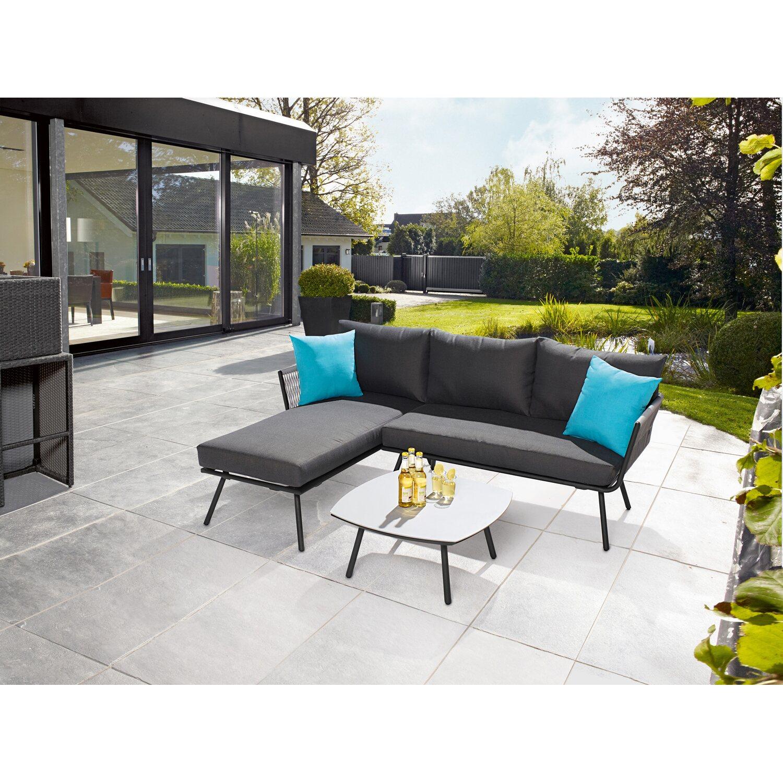 obi sofa gruppe willow lake inkl auflagen und kissen 3. Black Bedroom Furniture Sets. Home Design Ideas
