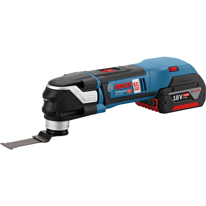 Bosch Professional  Akku-Multi-Cutter GOP 18 V - 28