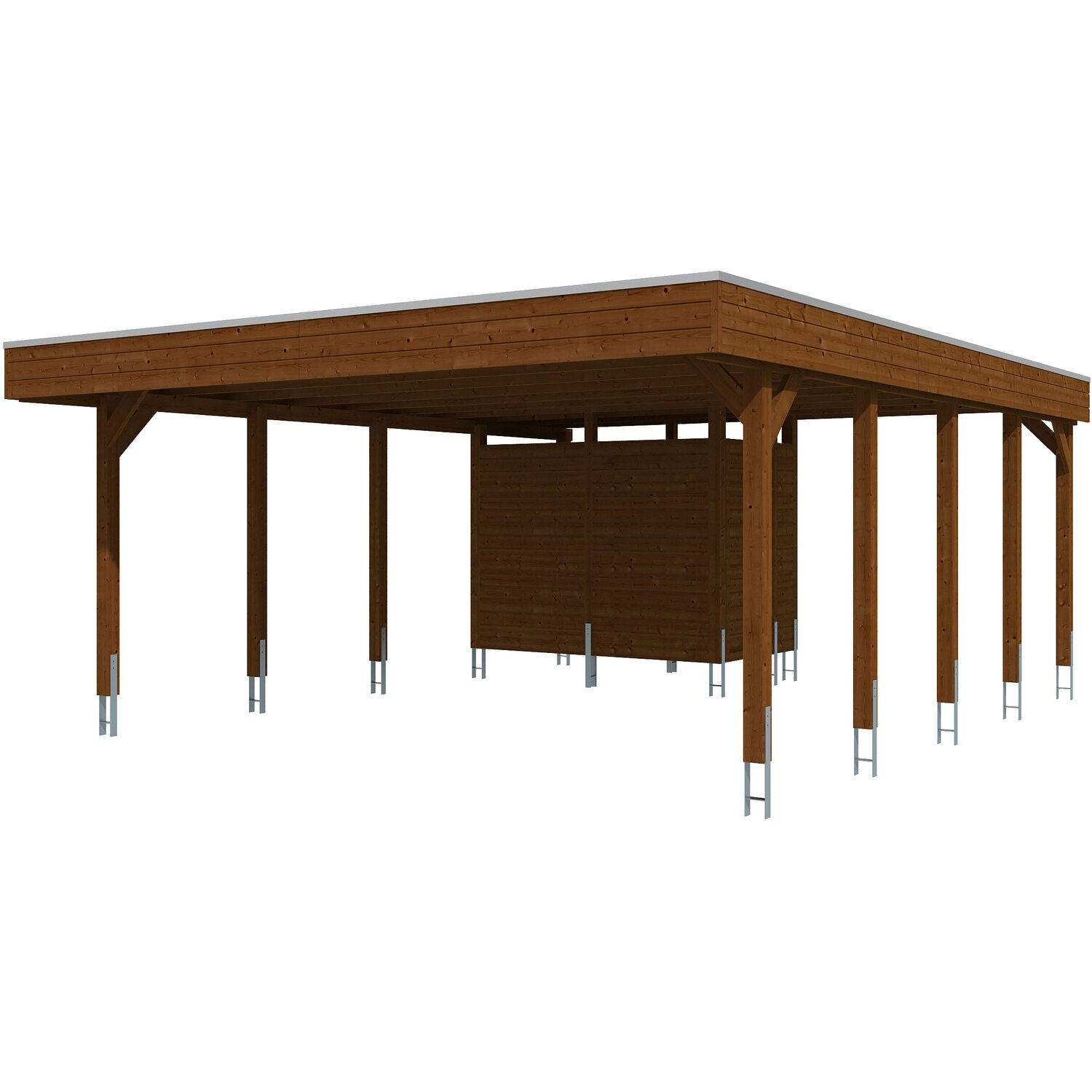 Obi Carport Awesome Obi Carport Bausatz Leimbinder With