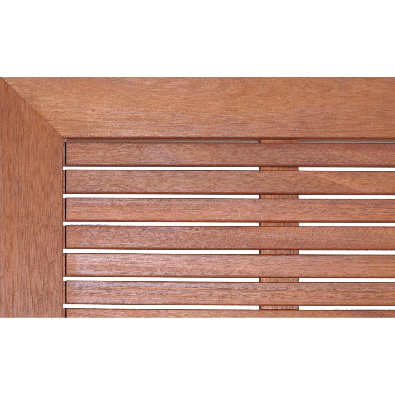 obi holz gartentisch harris rechteckig 160 cm x 90 cm silber kaufen bei obi. Black Bedroom Furniture Sets. Home Design Ideas
