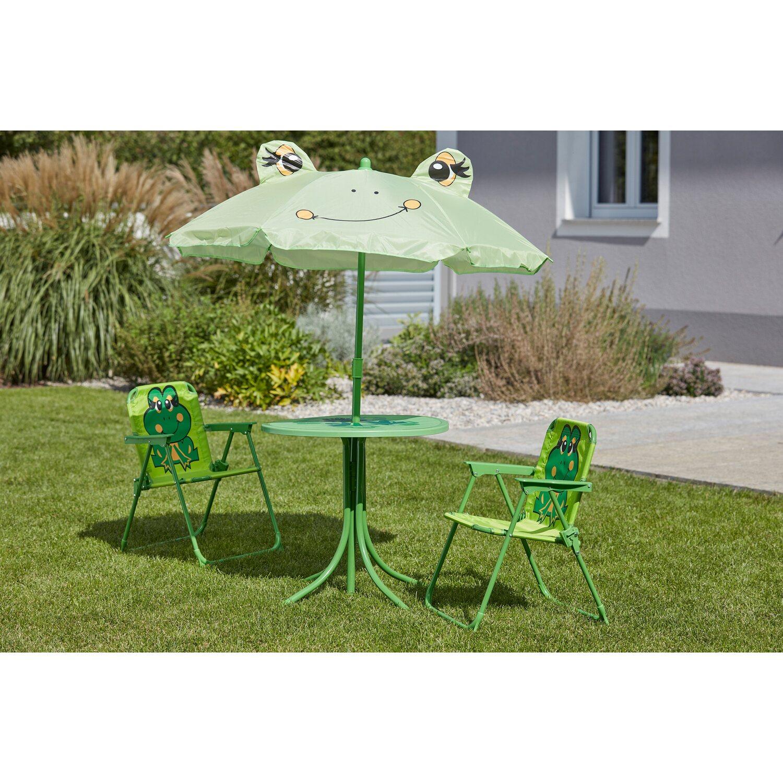 Fabulous Kinder Gartenmöbel-Set Frosch kaufen bei OBI PZ25