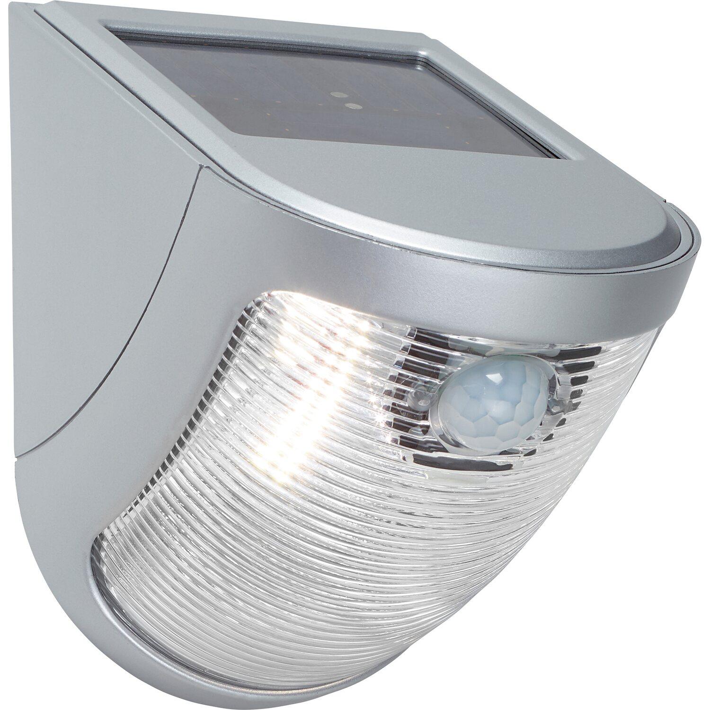 LED-Solar Wandleuchte mit Bewegungssensor kaufen bei OBI