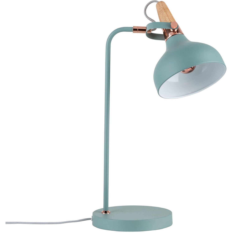Paulmann Neordic Tischleuchte Juna EEK: E-A++   Lampen > Tischleuchten > Beistelltischlampen   Holz - Kupfer   Paulmann