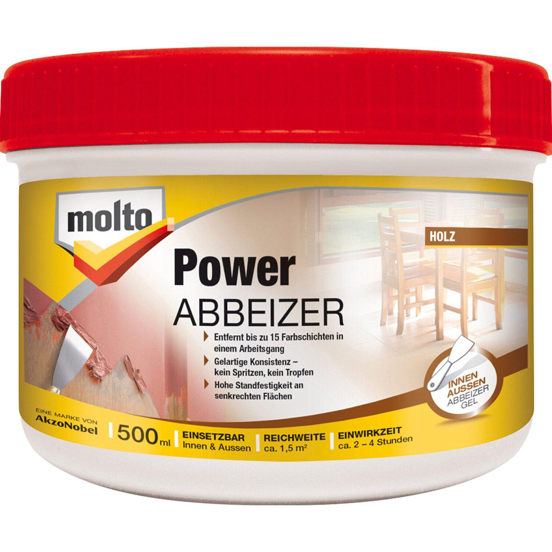 molto power abbeizer kraftlöser gel 500 ml kaufen bei obi