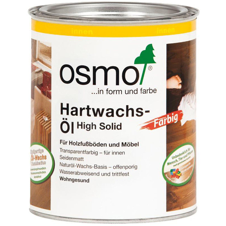 Osmo  Hartwachs Öl Weissgrund 750 ml
