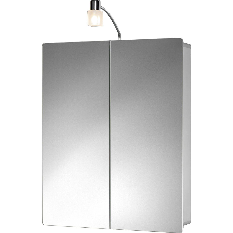 Jokey spiegelschrank 53 cm eek c alu champ kaufen bei obi for Spiegelschrank obi