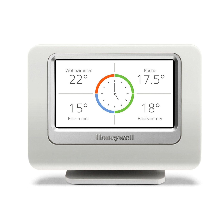 Honeywell Home evohome Starter Paket zur Heizungssteuerung THR993RT