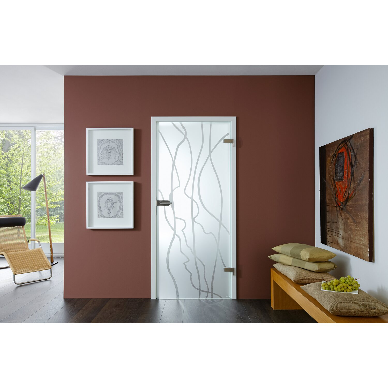 obi glasdreht r riga klare geschwungene linien 83 4 cm x 197 2 cm kaufen bei obi. Black Bedroom Furniture Sets. Home Design Ideas