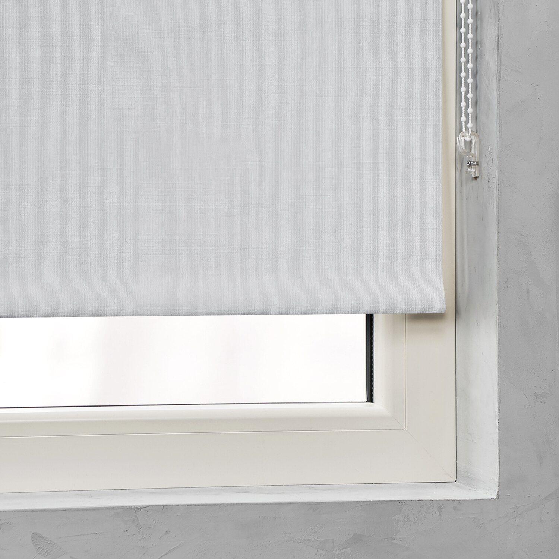 Top Rollo Verdunklung 25 mm Weiß 40 cm x 190 cm kaufen bei OBI IL85
