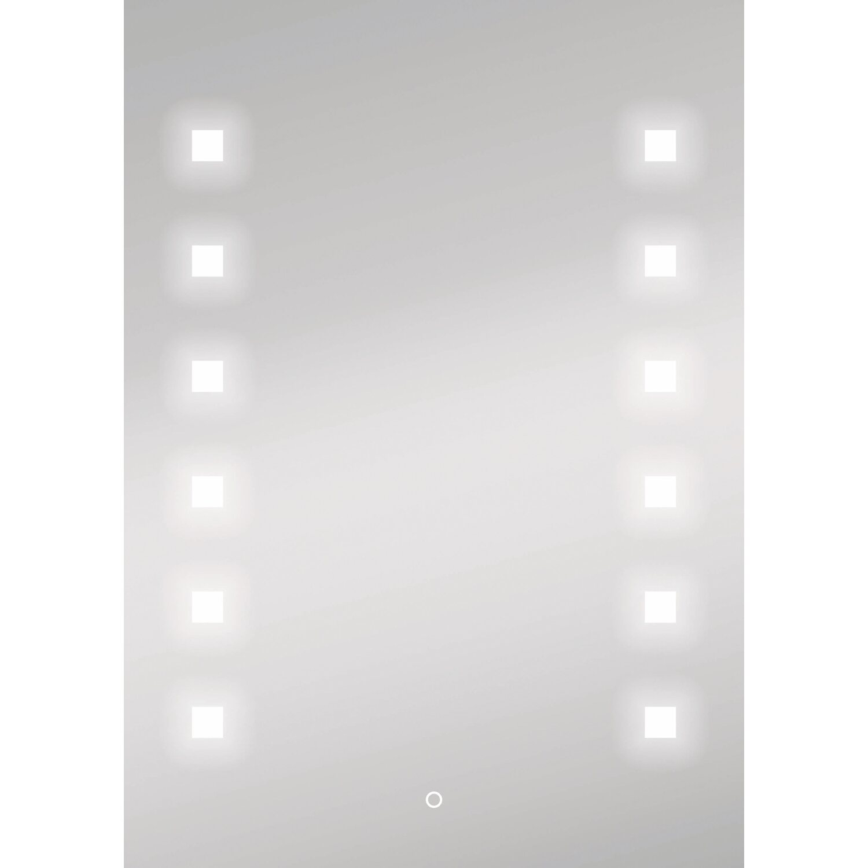 lichtspiegel capella 50 cm x 70 cm eek a kaufen bei obi. Black Bedroom Furniture Sets. Home Design Ideas
