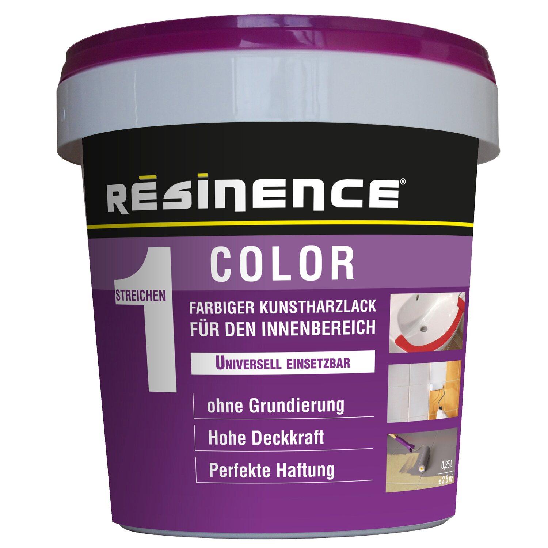 resinence color farbe perlgrau 250 ml kaufen bei obi