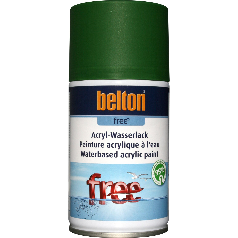 belton Belton Free Acryl-Wasserlack Laubgrün matt 250 ml