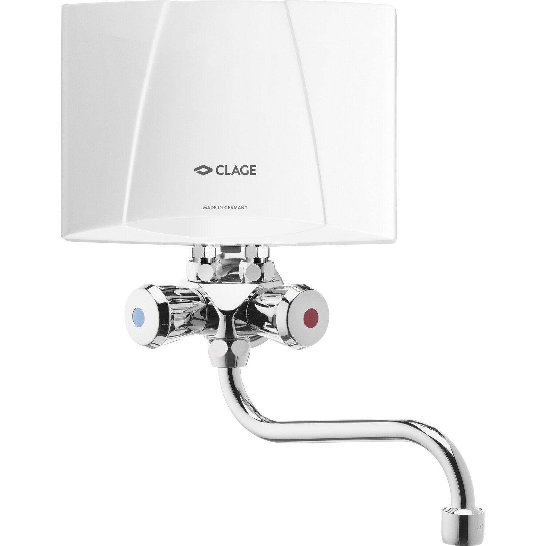 Clage E-Kleindurchlauferhitzer M3/SMB EEK: A Hydraulisch 3,5 kW | Baumarkt > Heizung und Klima > Durchlauferhitzer | Clage