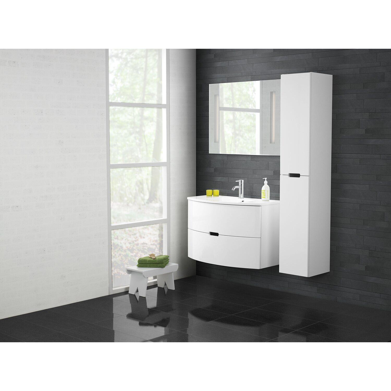 scanbad hochschrank 30 cm limbo wei hochglanz kaufen bei obi. Black Bedroom Furniture Sets. Home Design Ideas