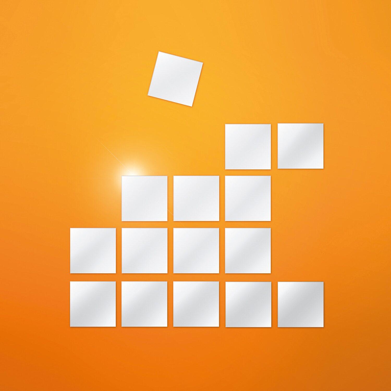 Eurographics  Spiegelsticker Tetris