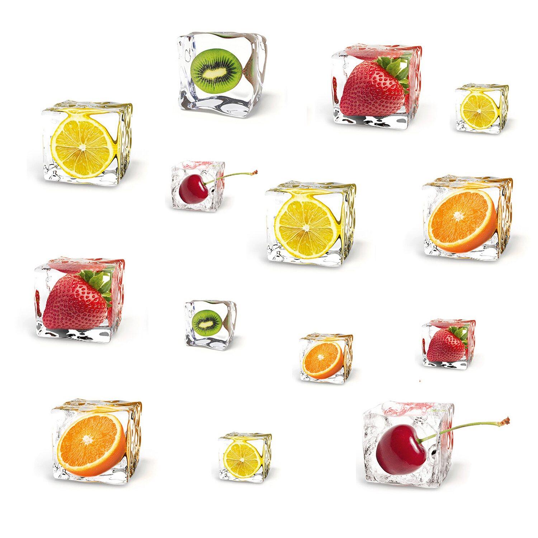 Eurographics  Fenstersticker Delicate Fruits