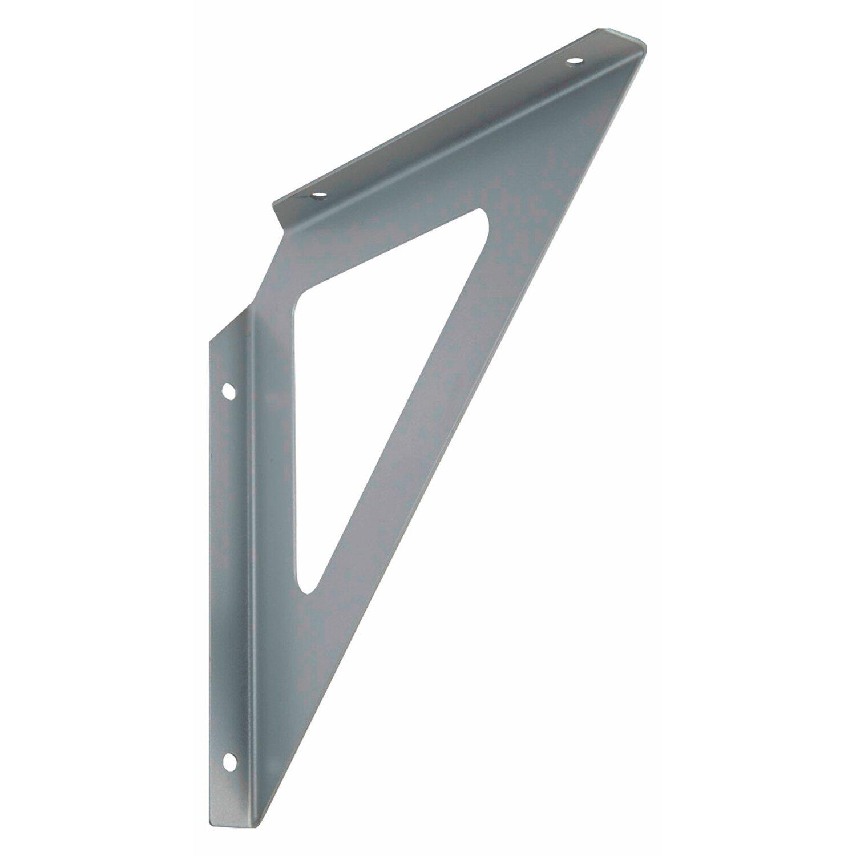 Obi Konsole Triangel Alu Silber 190 Mm X 190 Mm Kaufen Bei Obi