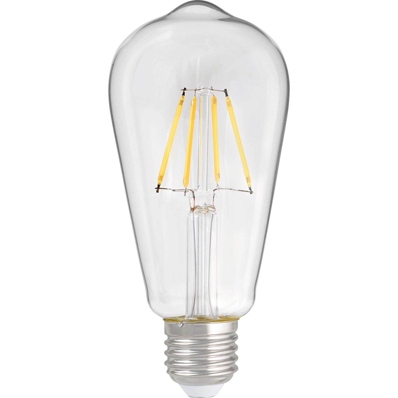 OBI LED-Filament-Leuchtmittel ST64 E27 / 3,7 W (470 lm) Warmweiß EEK: A++