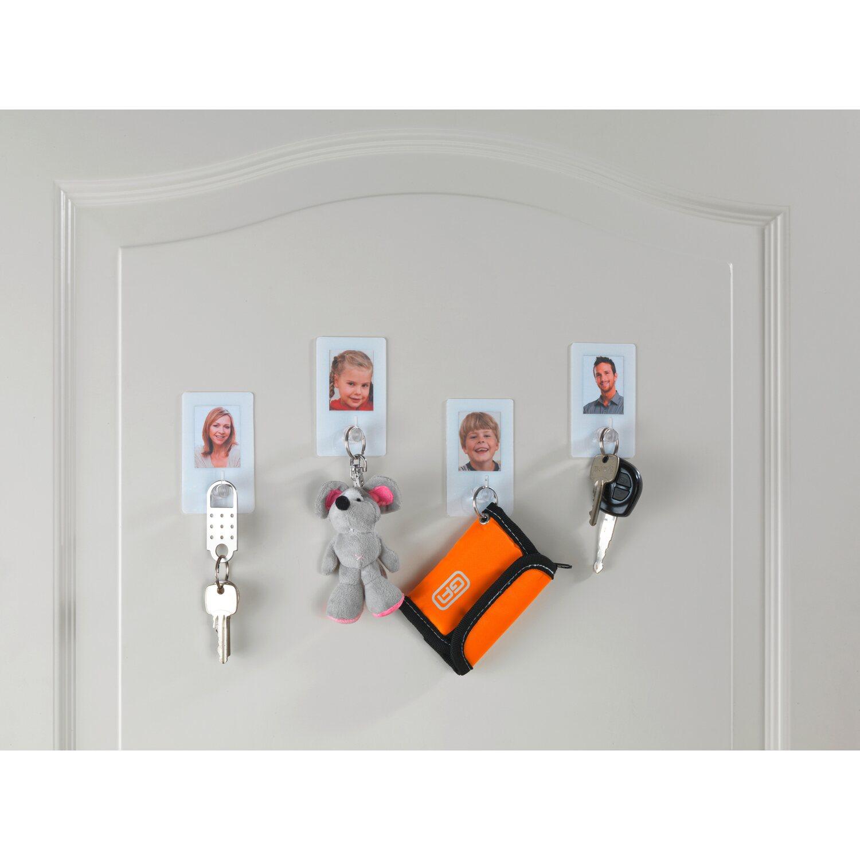 wenko static loc bilderrahmen mit haken kaufen bei obi. Black Bedroom Furniture Sets. Home Design Ideas