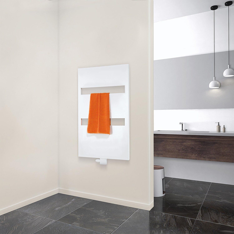 schulte design heizk rper venedig mit mittelanschluss 438 w alpinwei kaufen bei obi. Black Bedroom Furniture Sets. Home Design Ideas