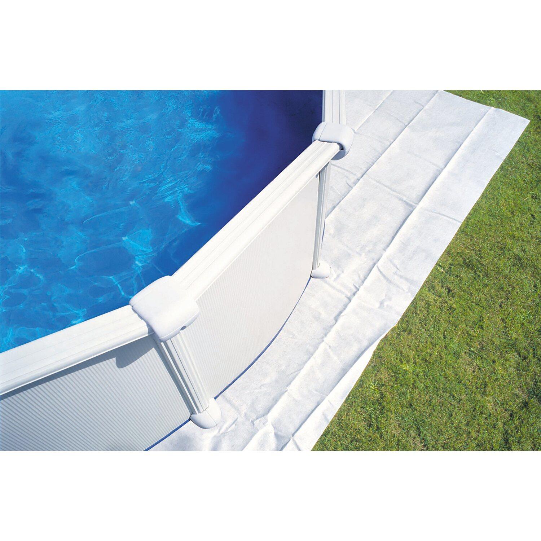 Summer fun pool bodenschutzvlies extra f r 300 cm kaufen for Swimming pool obi