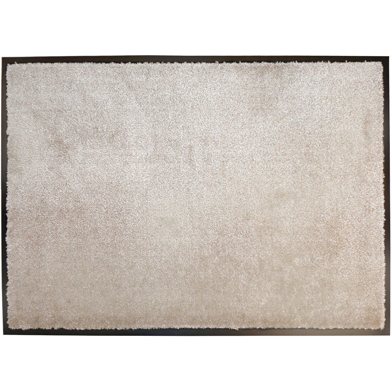 sch ner wohnen sauberlaufmatte miami 50 cm x 70 cm beige kaufen bei obi. Black Bedroom Furniture Sets. Home Design Ideas