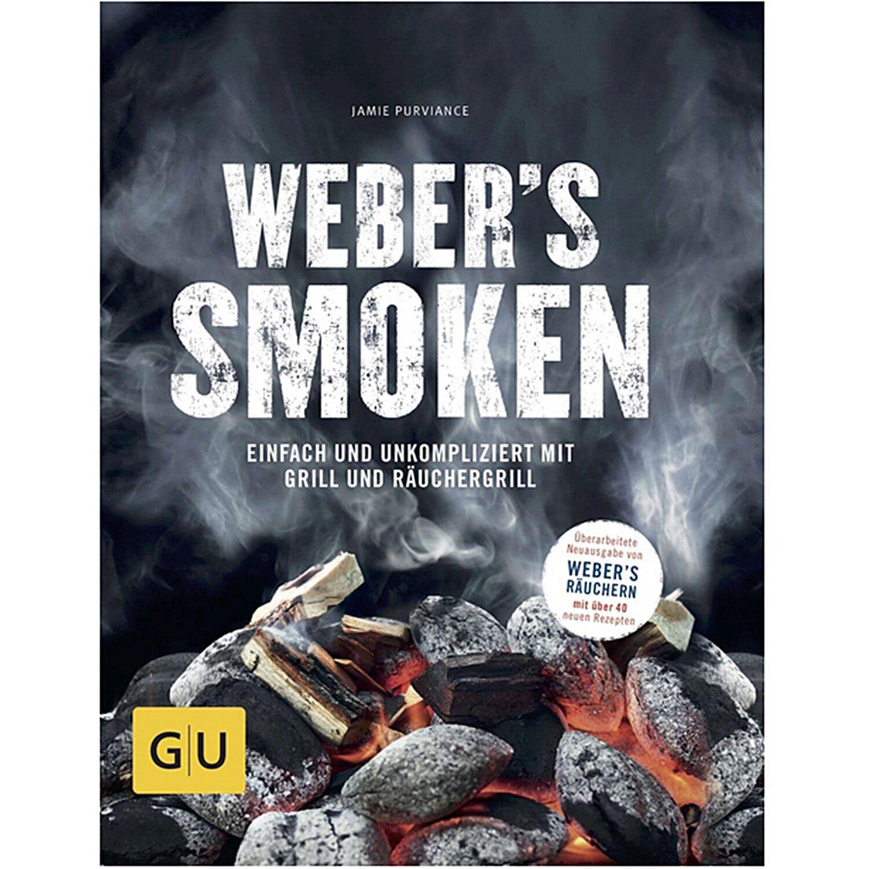 Webers Smoken Buch