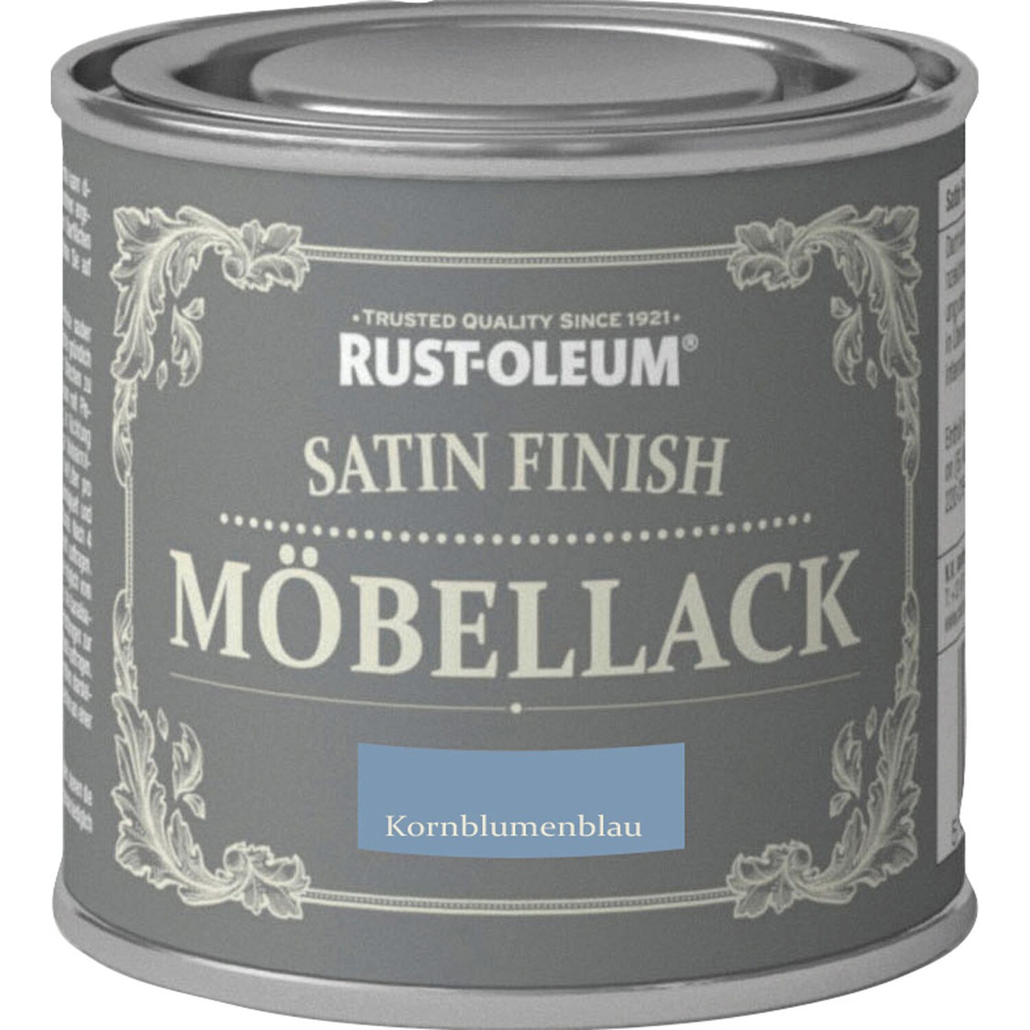 rust oleum kreidefarbe m bellack satin finish. Black Bedroom Furniture Sets. Home Design Ideas