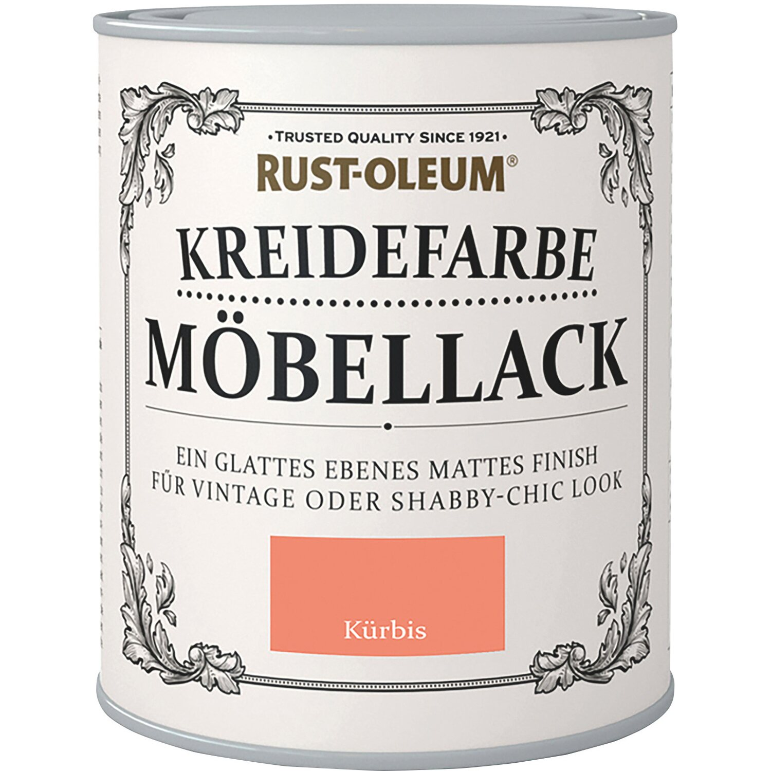 rust oleum kreidefarbe m bellack k rbis matt 750 ml kaufen. Black Bedroom Furniture Sets. Home Design Ideas