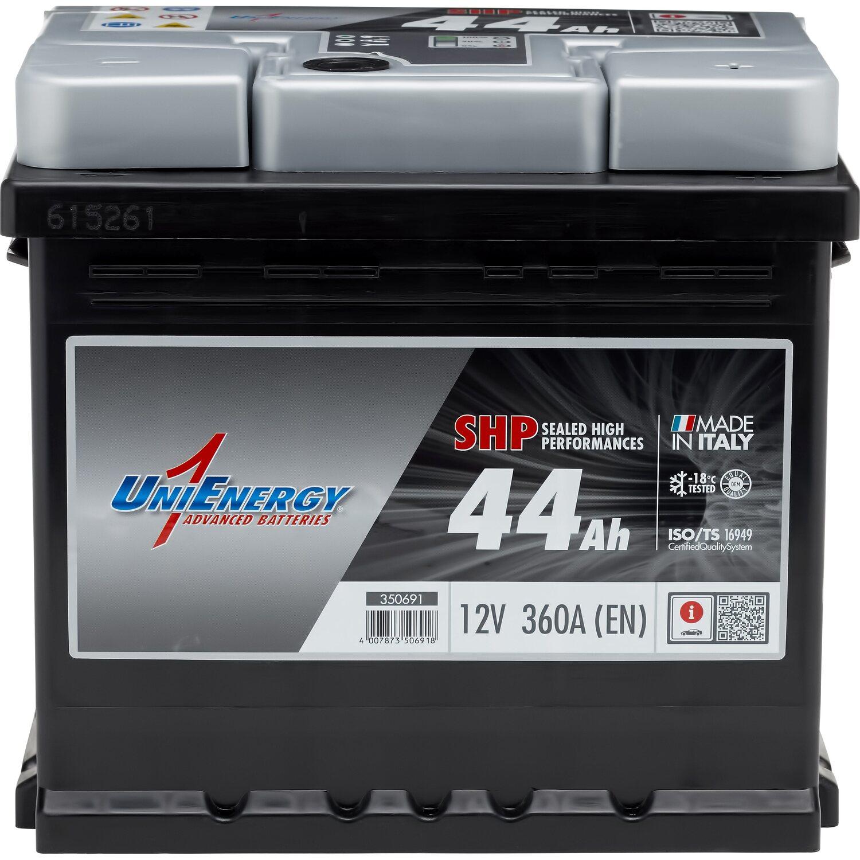 Unienergy Autobatterie 45 Ah Kaufen Bei Obi