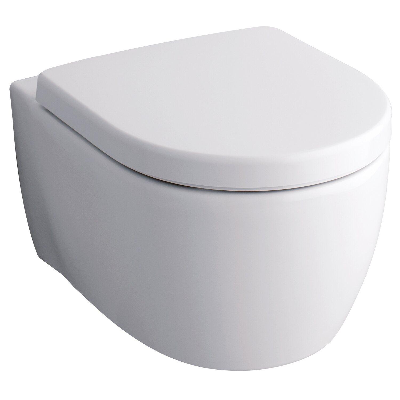 keramag wand wc icon tiefsp ler 6 l sp lrandlos kaufen bei obi. Black Bedroom Furniture Sets. Home Design Ideas