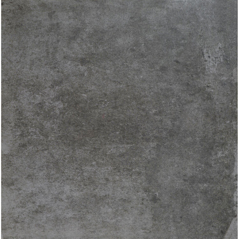 Sonstige Feinsteinzeug Atlas Matt Anthrazit 75 cm x 75 cm