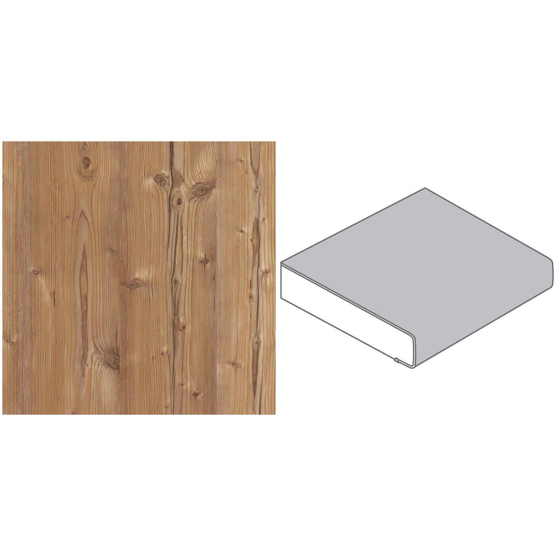 arbeitsplatte 65 cm x 3 9 cm kiefer rustikal kir967lt kaufen bei obi. Black Bedroom Furniture Sets. Home Design Ideas