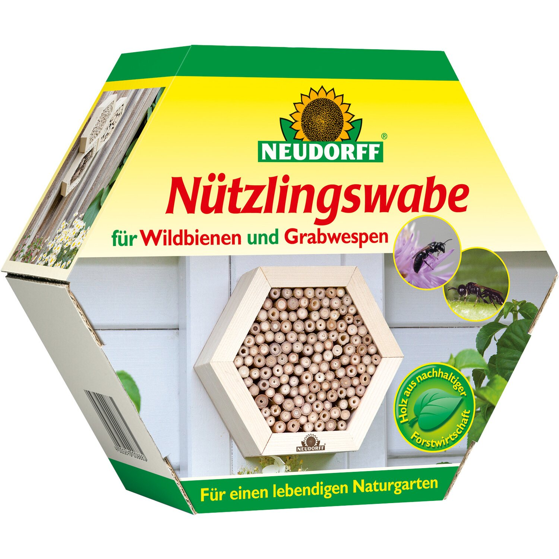 neudorff n tzlingswabe f r wildbienen kaufen bei obi. Black Bedroom Furniture Sets. Home Design Ideas