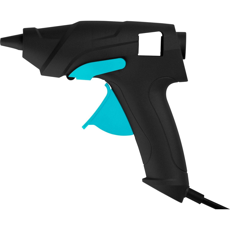 pattex heißklebepistole hot pistol starter set inkl. 6 klebesticks Ø