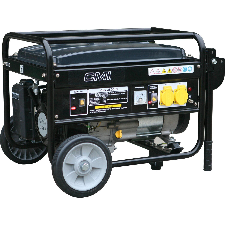 cmi generator c g 2800 c kaufen bei obi. Black Bedroom Furniture Sets. Home Design Ideas