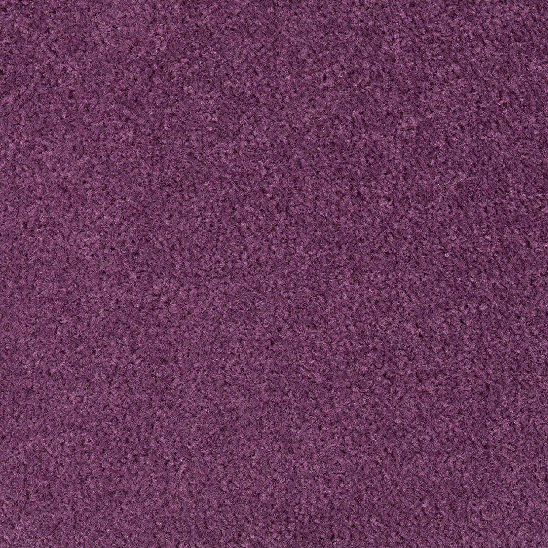 Teppichboden Denver Lila Meterware 400 Cm Breit Kaufen Bei Obi