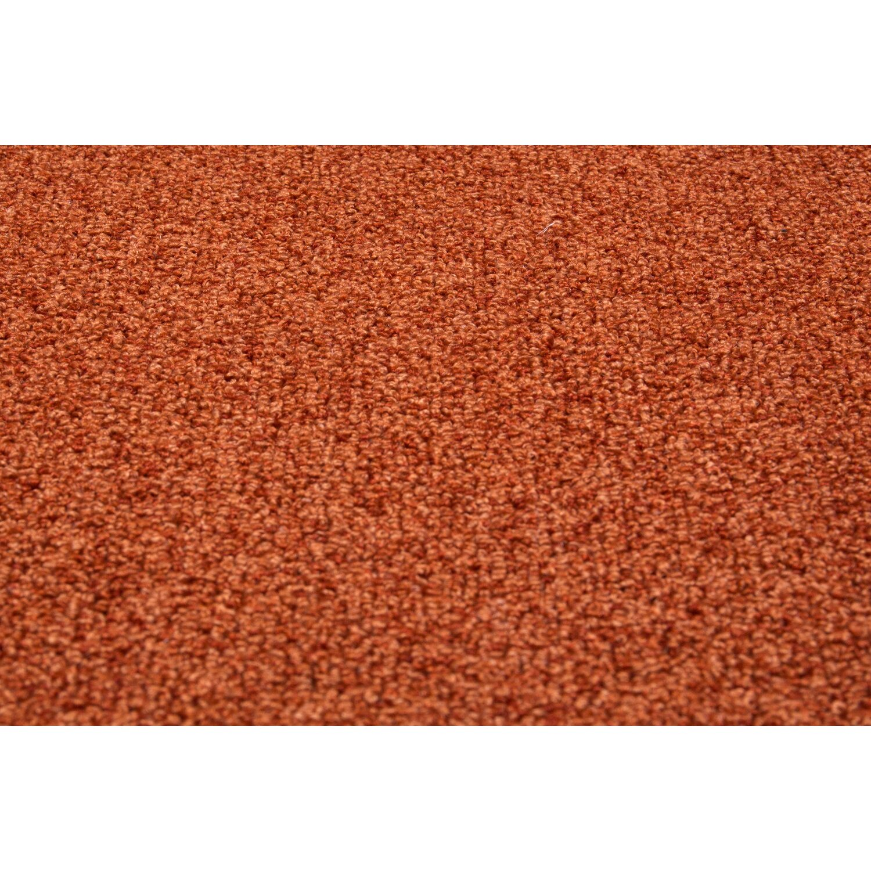 Teppichboden Lissabon Orange Meterware 400 Cm Breit Kaufen Bei Obi