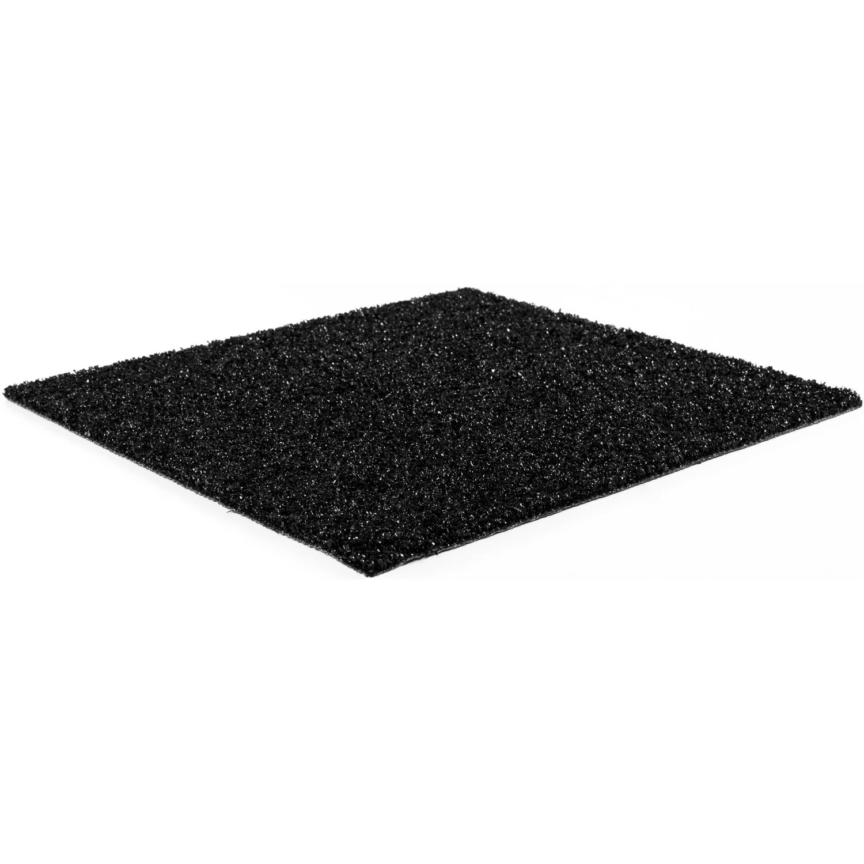 kunstrasen lanzarote schwarz meterware 200 cm breit kaufen bei obi. Black Bedroom Furniture Sets. Home Design Ideas