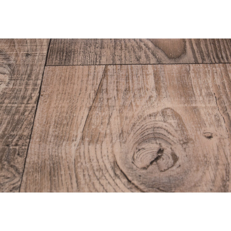 Ordentlich PVC-Bodenbelag Fasting Rustikal Grau Meterware 400 cm breit kaufen  VY82