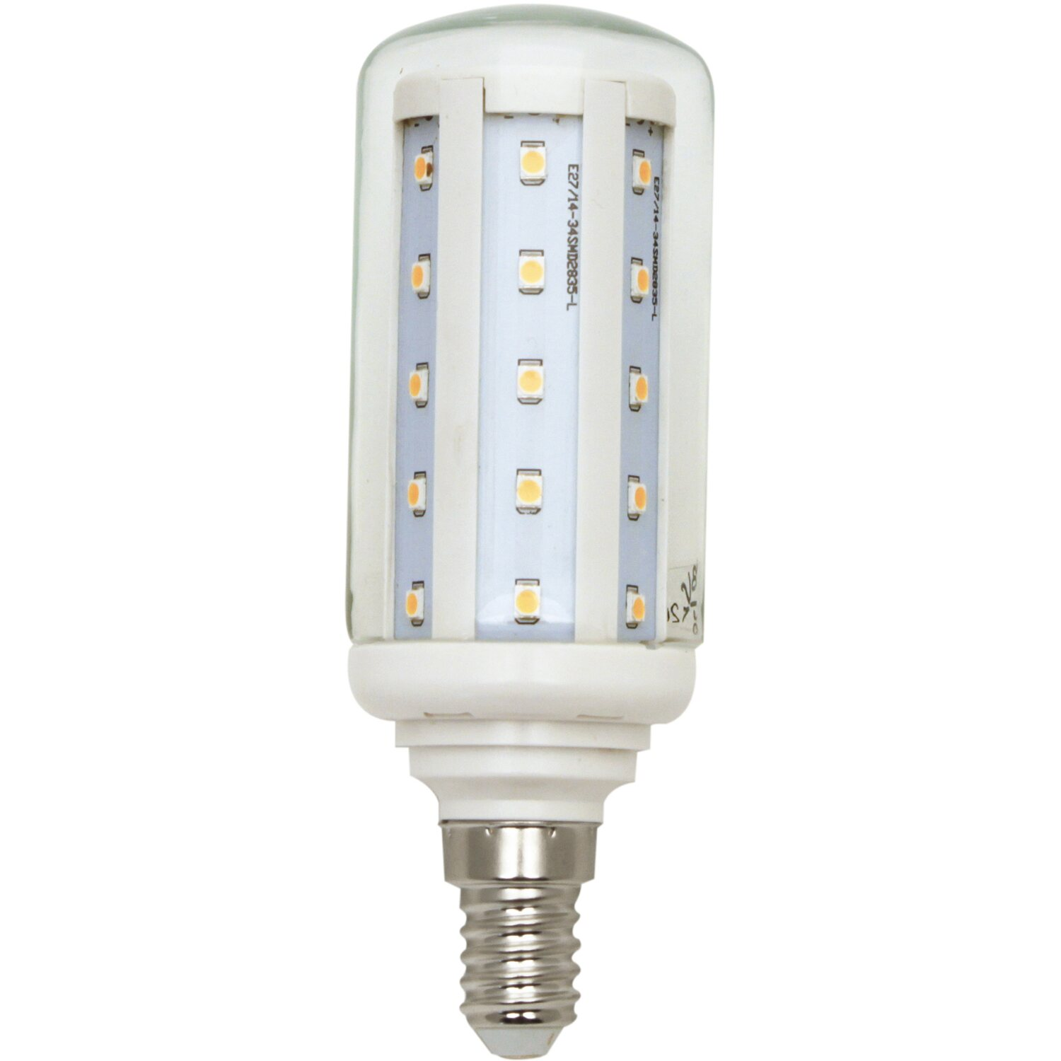 Lightme LED-Leuchtmittel T40 E14/ 8 W (810 lm) ...
