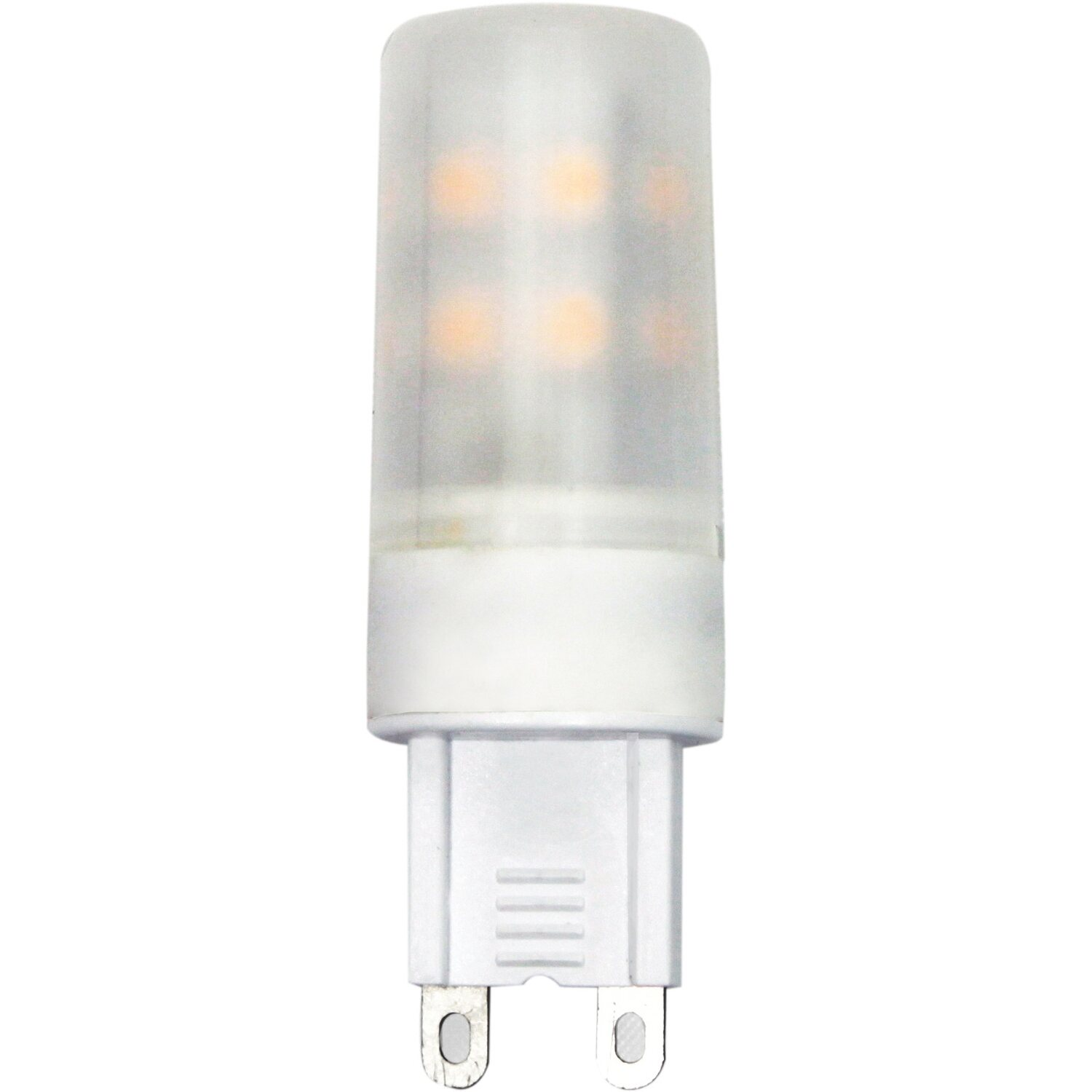 Lightme LED-Leuchtmittel G9/ 3,4 W (350 lm) War...