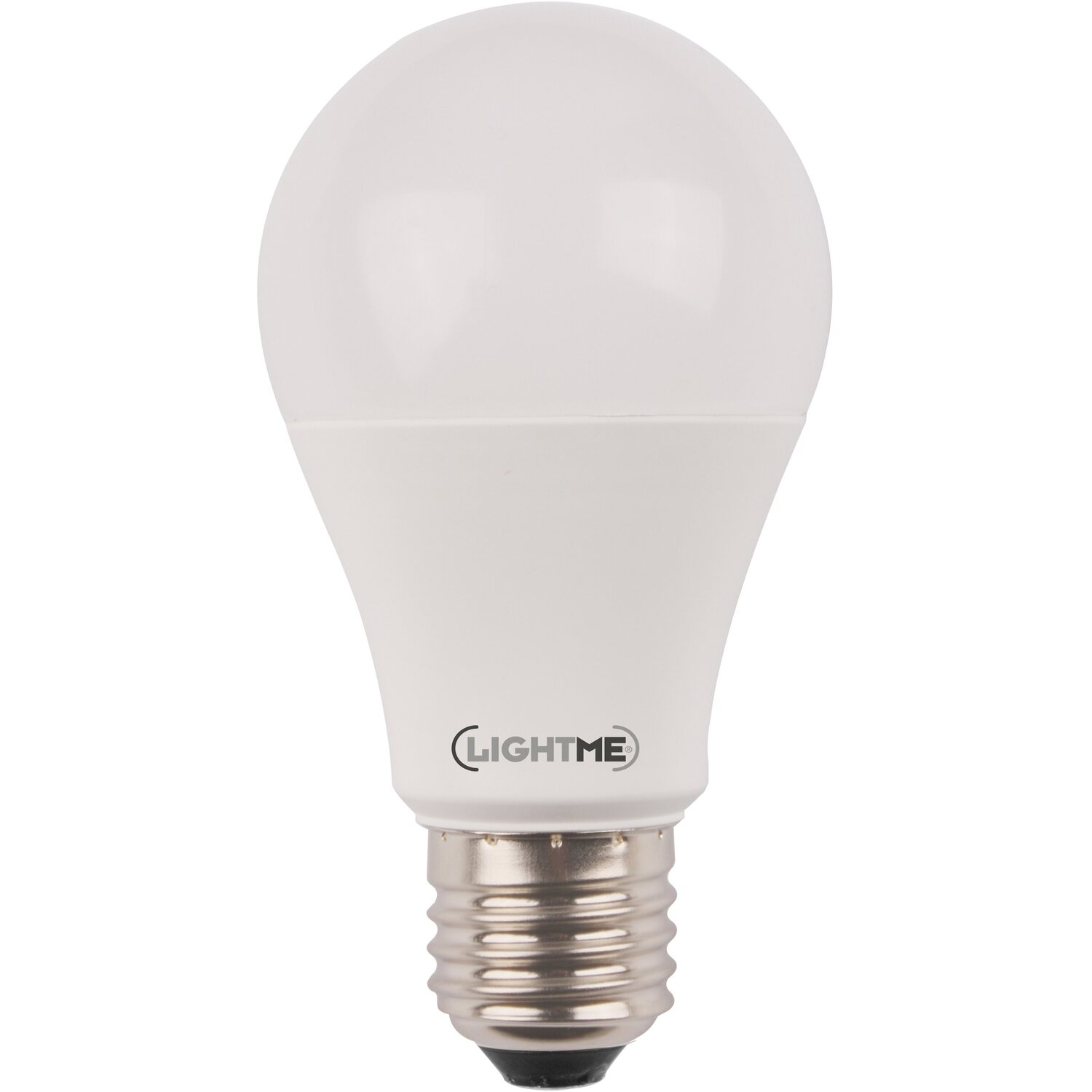 Lightme LED-Leuchtmittel Glühlampenform E27 / 6...