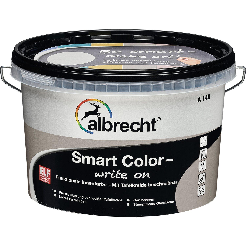 Albrecht  Smart Color - write on Taupe stumpfmatt 2,5 l