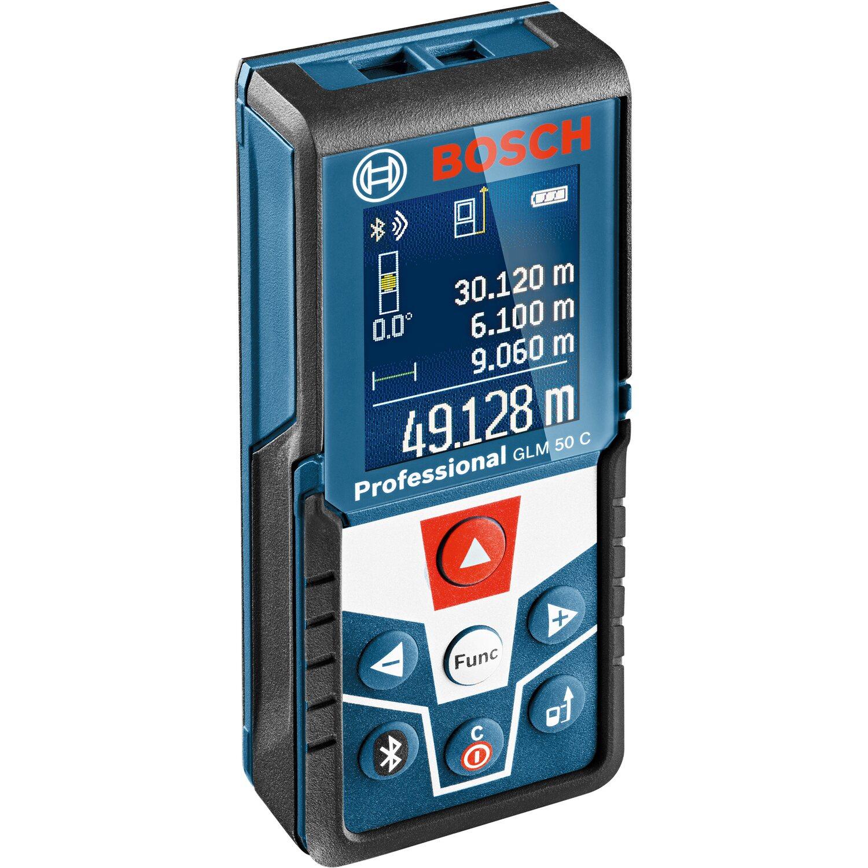 Extrem Bosch Professional Laser-Entfernungsmesser GLM 50 C kaufen bei OBI PQ44